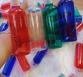 Chai nhựa đựng nước 100ml